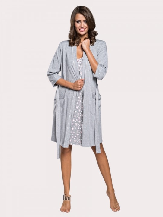 Maternity Bathrobe KALIA, 3/4