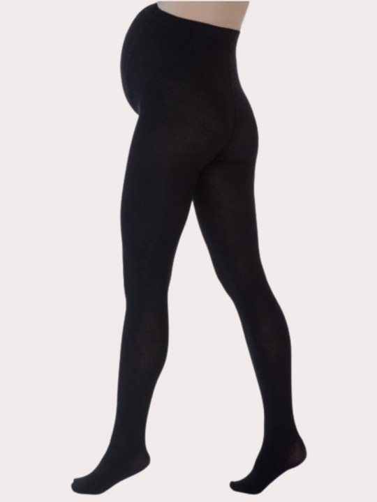 Maternity cotton tights LIDA