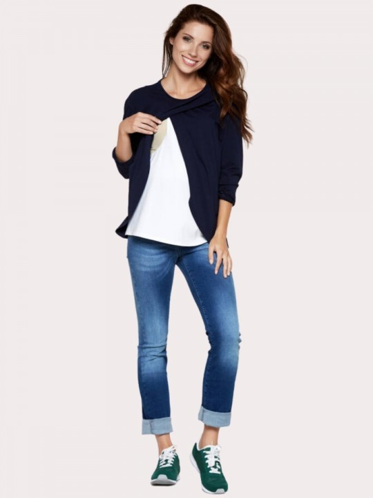 Maternity Nursing blouse LAVIS